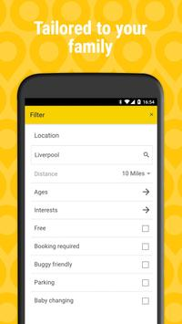 SeeSaw by Netmums: local activities for your kids apk screenshot