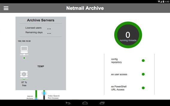 Netmail screenshot 11