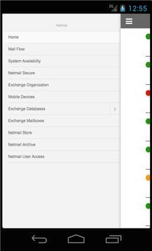 Netmail screenshot 1