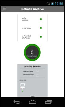 Netmail screenshot 5