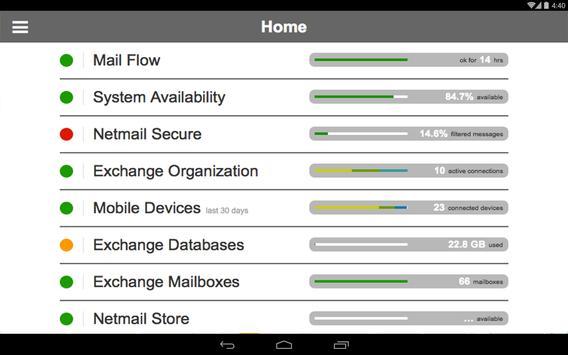 Netmail screenshot 6