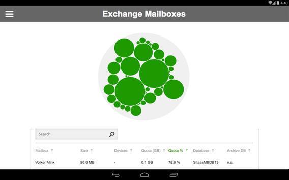 Netmail screenshot 9