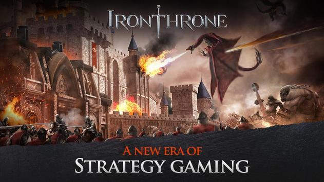 Iron Throne poster