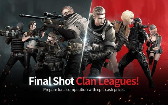 Final Shot apk screenshot