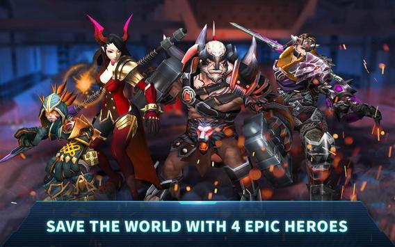 ChronoBlade screenshot 5