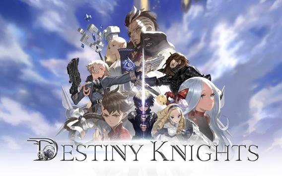Destiny Knights APK-screenhot