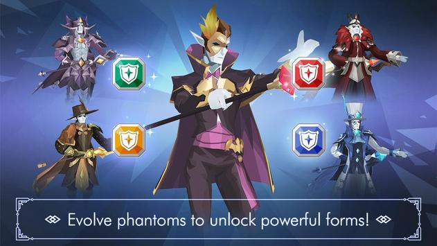 Phantomgate : The Last Valkyrie apk screenshot