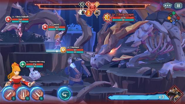 幻影之門: 最後的女武神 截圖 5