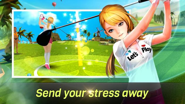 Nice Shot Golf poster