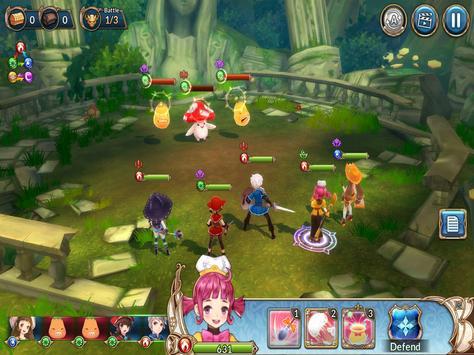 Knights Chronicle screenshot 13