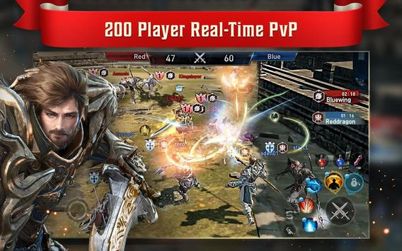 Lineage 2: Revolution screenshot 3
