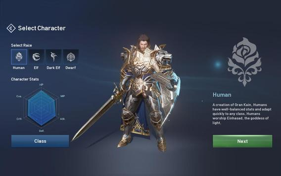 Lineage 2: Revolution screenshot 4