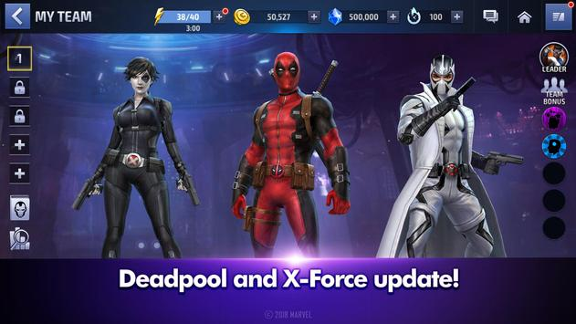 MARVEL Future Fight पोस्टर
