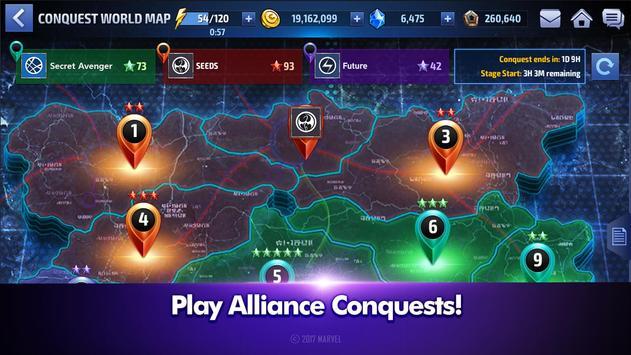 معركة مارفيل المستقبلية apk تصوير الشاشة