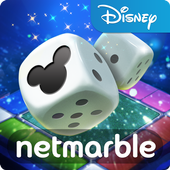 Game Board android Disney Magical Dice offline