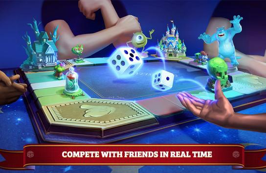 Disney Magical Dice : The Enchanted Board Game apk screenshot