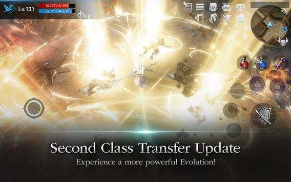 Lineage2 Revolution apk स्क्रीनशॉट