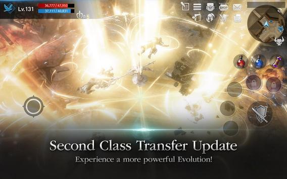 Lineage2 Revolution скриншот приложения