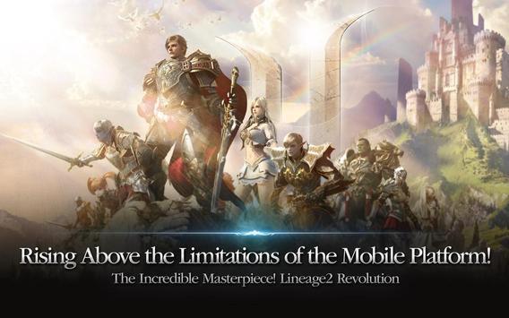 Lineage2 Revolution apk スクリーンショット