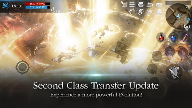 Lineage2 Revolution apk تصوير الشاشة