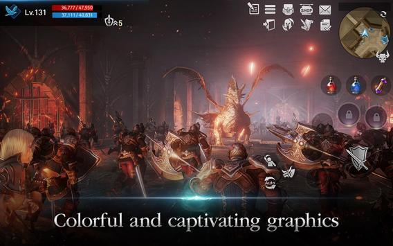 Lineage2 Revolution apk screenshot