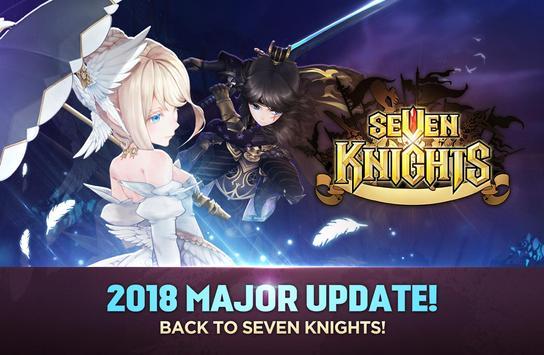 Seven Knights पोस्टर