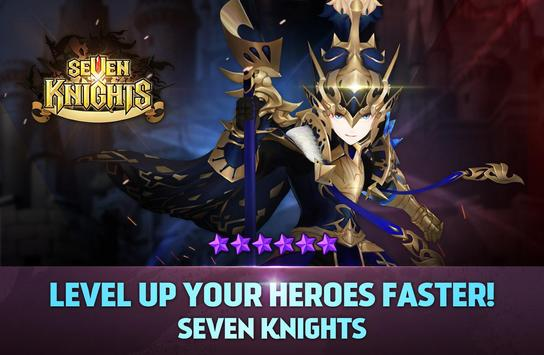 Seven Knights apk स्क्रीनशॉट
