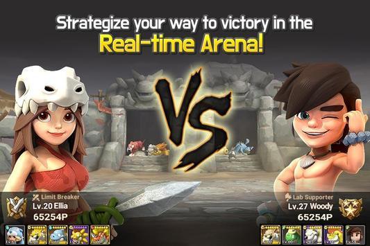 Stone Age Begins apk screenshot