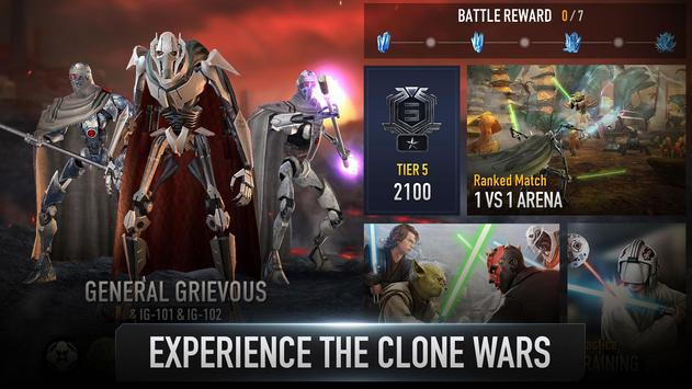 Star Wars™: Force Arena poster
