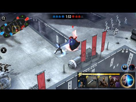 Star Wars™: Force Arena apk screenshot