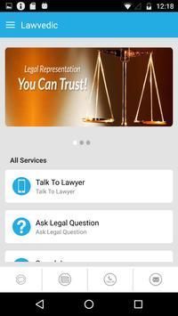 Law Vedic poster