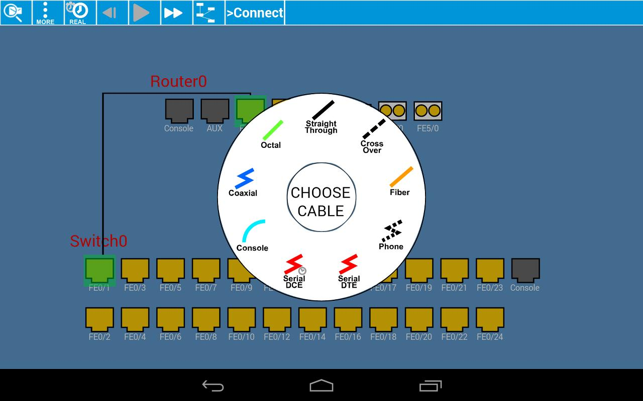Cisco Packet Tracer Mobile APK Download - Gratis