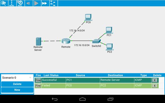 Cisco Packet Tracer Mobile screenshot 7