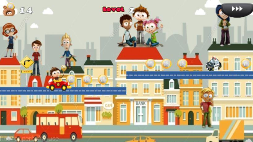 Angelo-Taxi-Kids poster