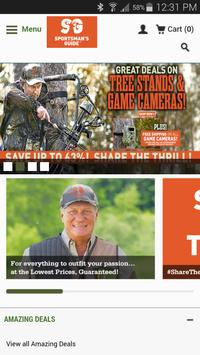 Sportsman's Guide poster