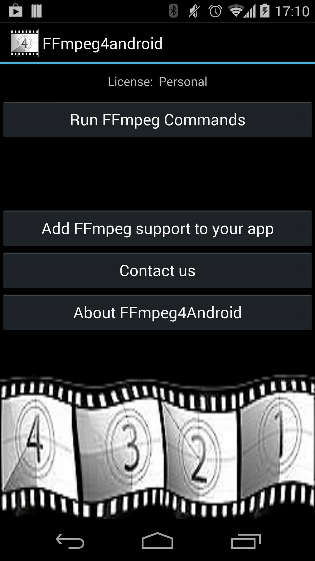 FFmpeg 4 Android for Android - APK Download
