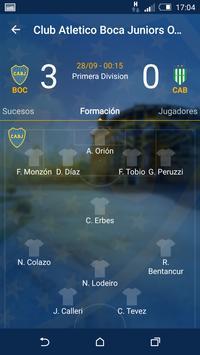 Boca Juniors - App Oficial screenshot 1
