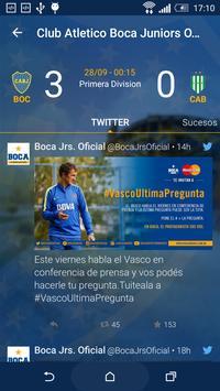 Boca Juniors - App Oficial screenshot 4