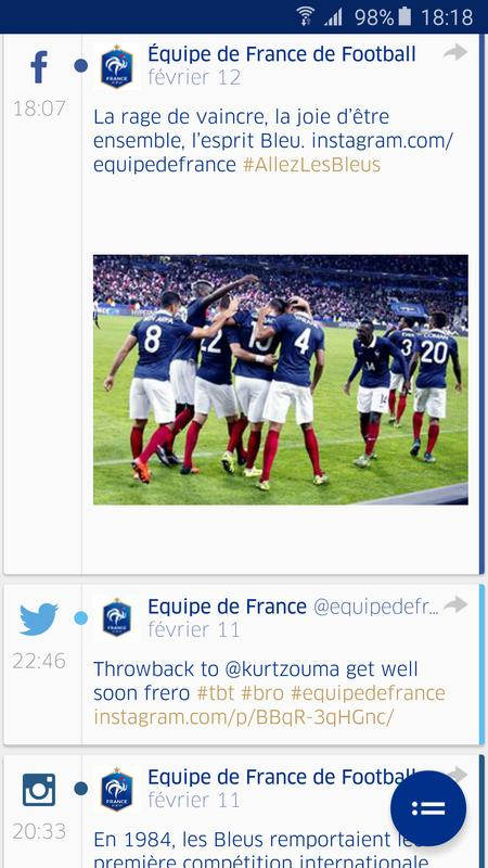 Equipe De France De Football For Android Apk Download