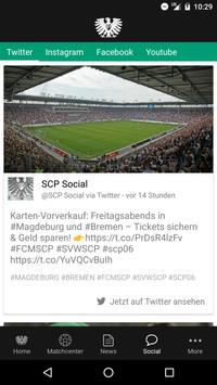 Preußen Münster apk screenshot