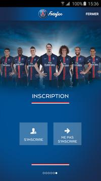 PSG Fotofan screenshot 1