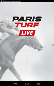 Paris-Turf LIVE poster