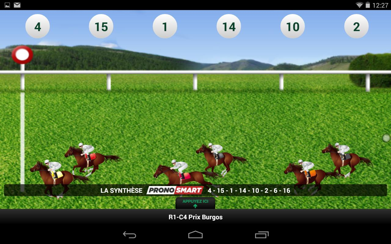 Paris-Turf LIVE for Android - APK Download