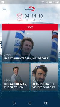Vendée Globe 2016 screenshot 1
