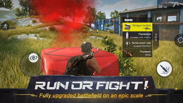 RULES OF SURVIVAL captura de pantalla 11
