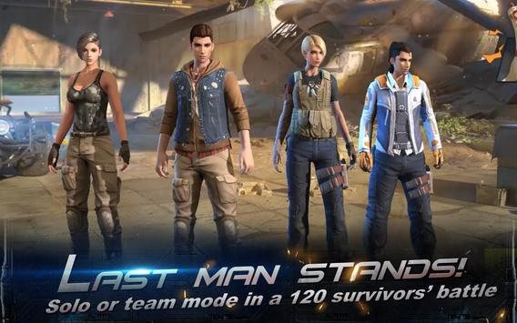 RULES OF SURVIVAL 截图 12