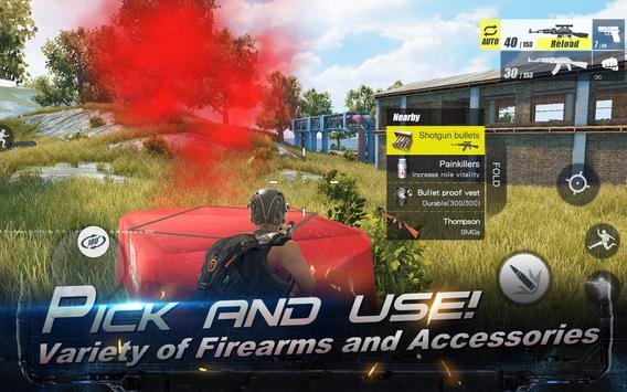 RULES OF SURVIVAL 截图 13