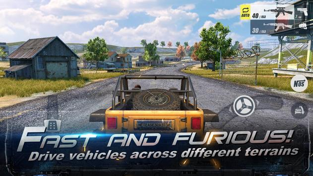 RULES OF SURVIVAL 截图 4