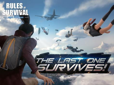 RULES OF SURVIVAL 截图 5
