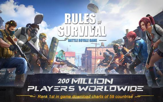 RULES OF SURVIVAL स्क्रीनशॉट 5
